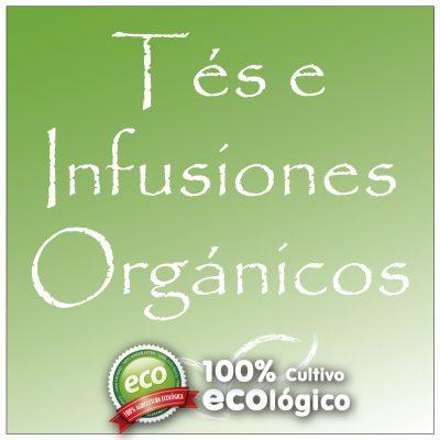 Tés e infusiones ecológicas